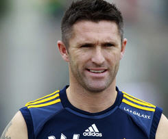 Aston Villa have confirmed a loan deal has been agreed for the signing of Republic of Ireland international Robbie Keane with LA Galaxy