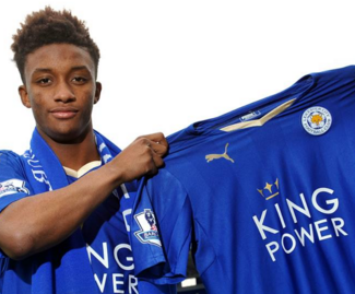Leicester City have completed the signing of Demarai Gray from Birmingham City.