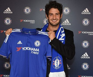 Chelsea have announced the signing of Alexandre Pato on loan until the end of the season from Corinthians.
