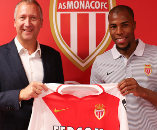 Djibril Sidibe has signed with Monaco despite a reported late push from Arsenal for the full-back.