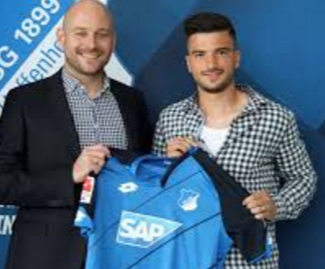 Hoffenheim have announced the signing of Lukas Rupp
