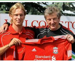 Christian Poulsen completes £4.5m move to Liverpool