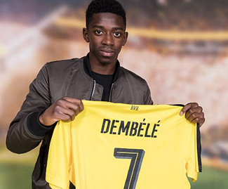 Borussia Dortmund have won the race to sign highly-rated Rennes forward Ousmane Dembele.