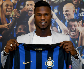 Inter have completed the signing of Keita Balde on loan from Monaco, with an option to make the deal permanent.