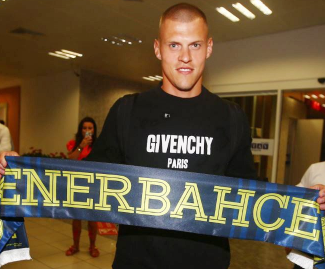 Martin Skrtel has completed his transfer from Liverpool to Fenerbahce.