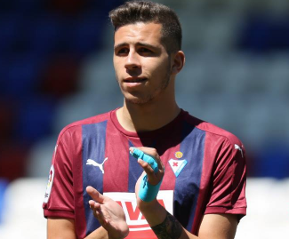 SD Eibar has finalised recruitment of Christian Rivera until 2019.