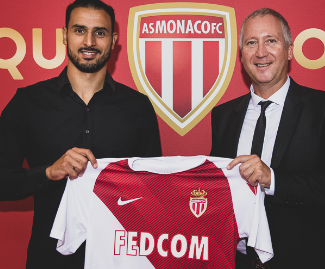 Nacer Chadli has joined Ligue 1 club AS Monaco for a reported €12m fee, after leaving West Bromwich, he has signed a three-year deal.