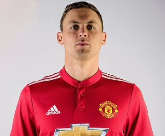 Manchester United sign Nemanja Matic from Chelsea on a three-year contract, with the option of a further year.