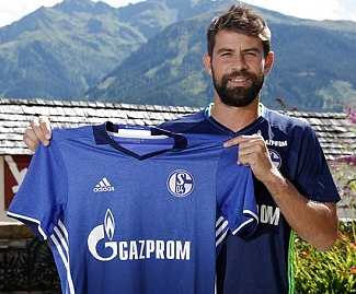 Schalke confirm signing of Sevilla captain Coke after a deal was agreed for his transfer.