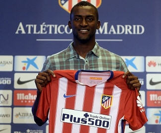 Jackson Martinez has signed a four-year deal with Atletico Madrid after the La Liga club reached an agreement with FC Porto.