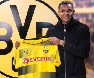 Borussia Dortmund have signed Swiss defender Manuel Akanji from Basel.