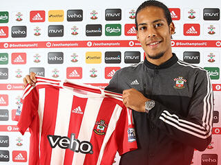 Southampton have completed the  signing of Virgil van Dijk from Celtic.