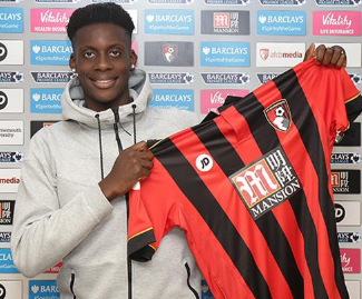 Ex-Millwall striker Mikael Ndjoli pens one-year deal with Bournemouth.