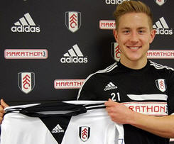 Fulham have confirmed the loan signing of Lewis Holtby from Tottenham Hotspur.