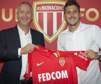 Monaco have announced that they have completed the signing of Stevan Jovetic from Inter for a reported fee of €11 million.