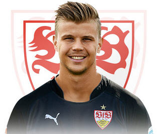 Australia goalkeeper Mitch Langerak has joined Stuttgart from Borussia Dortmund.