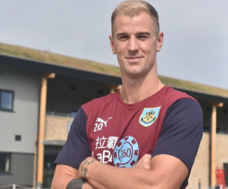 Joe Hart signs for Burnley from Manchester City in deal worth around £3.5m. Hart has agreed a 2 year deal with a year's option.
