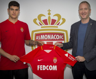 Pietro Pellegri has become the second most expensive 16-year-old in history after completing his move from Geona to Monaco for a €22m fee.