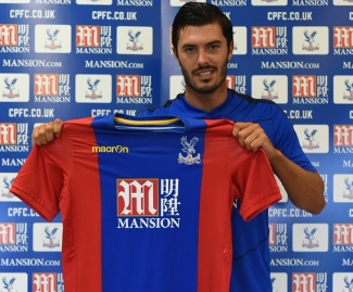 Crystal Palace have completed the signing of James Tomkins from West Ham United on a five year contract for a fee of £10 million.
