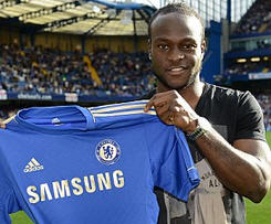 Chelsea seek to crank up title pressure after Moses deal takes summer spending past £80m.