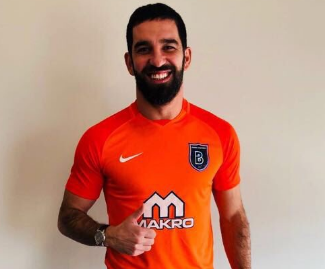 Barcelona midfielder Arda Turan has joined Istanbul Basaksehir FK on a two-and-a-half-year loan.