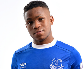 Everton have completed the £10m signing of Charlton Athletic's teenage forward Ademola Lookman.