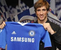 Chelsea have completed their transfer deadline-day swoop for Fernando Torres on a five-and-a-half-year contract.