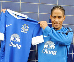 Steven Pienaar makes a permanent return to Everton FC