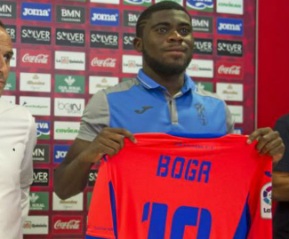 Chelsea youngster Jeremie Boga, who spent the previous campaign with Rennes, has agreed a season-long loan deal with Granada.