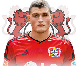 Greece defender Kyriakos Papadopoulos is making his move to Bayer Leverkusen permanent and has signed a five-year contract with the club.