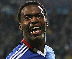 Bolton Wanderers have taken Chelsea striker Daniel Sturridge on loan for the rest of the season.