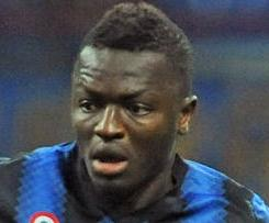 Sunderland have completed the signing of Inter Milan midfielder Sulley Muntari on loan until the end of the season.