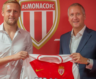 Monaco announced the signing of Poland defender Kamil Glik from Torino.