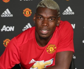 Manchester United have confirmed the signing of Paul Pogba for a world record fee of £93.2m from Juventus on five-year deal.