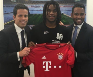 Bayern Munich have officially announced the signing of Manchester United target Renato Sanches from Benfica.