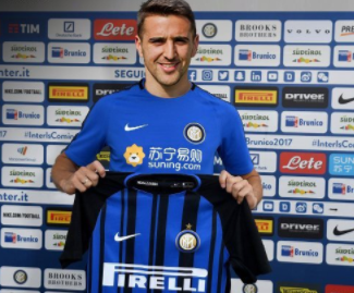 Inter Milan have confirmed the signing of Matias Vecino from Fiorentina for a fee of €24 million.