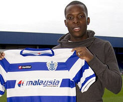 Nedum Onuoha revealed his delight after completing his £2.5million switch from Manchester City to QPR.  The defender has signed a four-and-a-half-year deal at Loftus Road to be reunited with former boss Mark Hughes.
