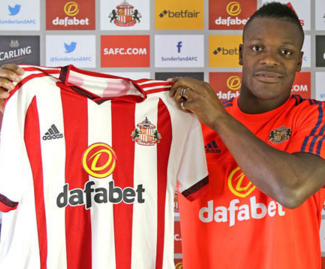 Sam Allardyce has strengthened Sunderland's defensive options with the signing of Lamine Koné from Lorient.