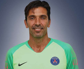 PSG have completed the signing of Gianluigi Buffon, with the 40-year-old goalkeeper penning a one-year contract with the Ligue 1 champions.
