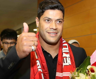 Shanghai SIPG have completed the signing of Zenit St.Petersburg forward Hulk for a Chinese transfer record fee of €56 million.