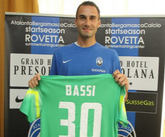 Atalanta have officially signed goalkeeper Davide Bassi after his contract with Empoli expired.