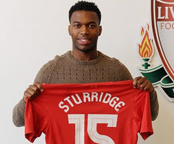 Liverpool sign Chelsea striker Daniel Sturridge on long-term deal.