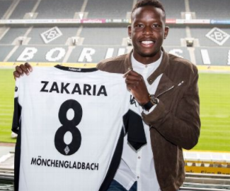 Borussia Monchengladbach have signed midfielder Denis Zakaria from Young Boys in a deal reportedly worth about €11.6 million.