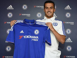 Chelsea have signed Spain forward Pedro Rodriguez from Barcelona for £21.4 million.
