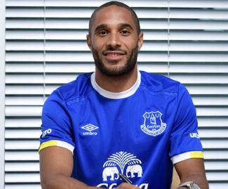 Everton have signed the Swansea City and Wales captain Ashley Williams for an undisclosed fee, believed to be £11m, on a three-year contract.