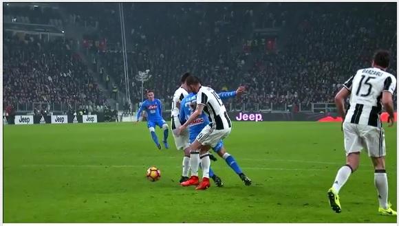 Juventus Vs Ssc Napoli 28 Feb 2017 Video Highlights Footyroom