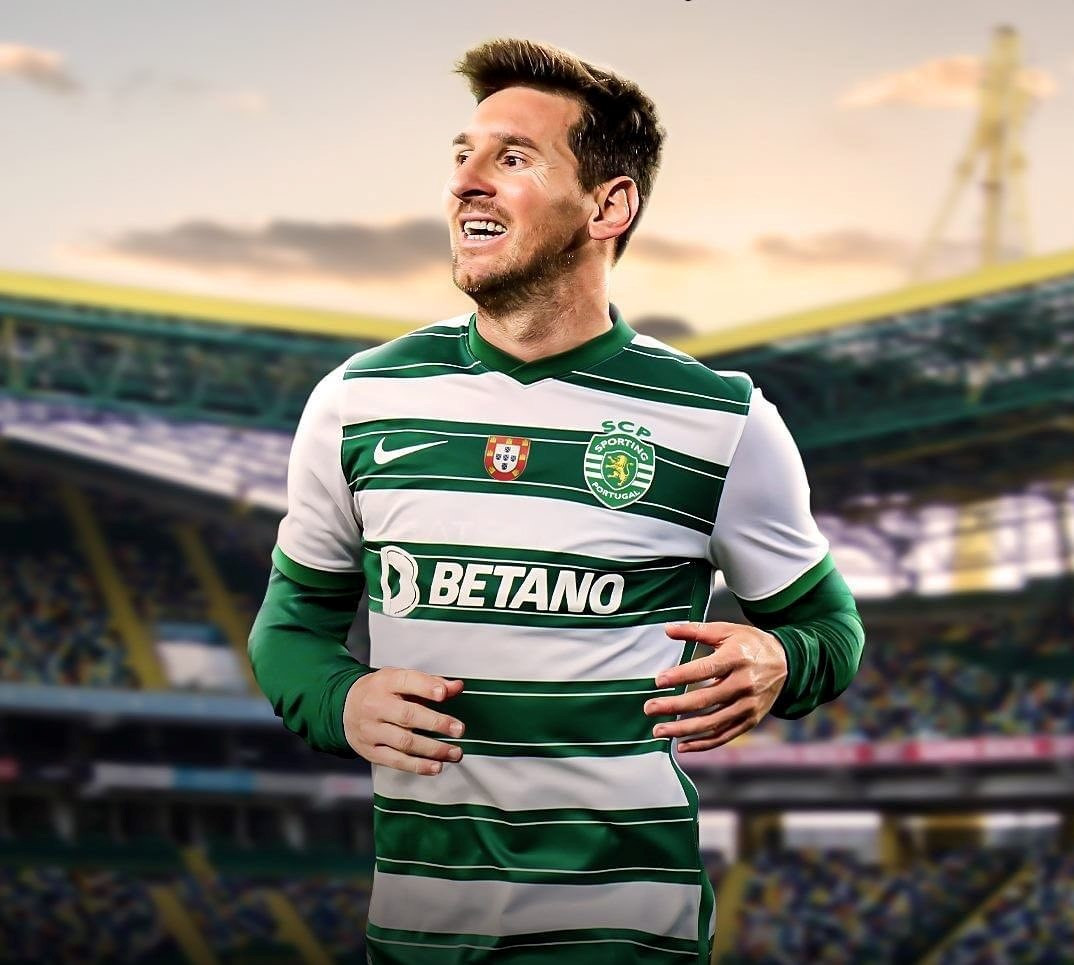 Messi to Sporting CP