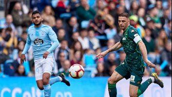 Celta Vigo  0 - 1  Real Betis