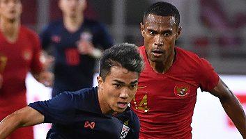 Indonesia  0 - 3  Thailand