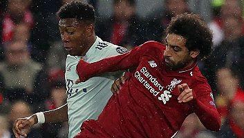 Liverpool  0 - 0  Bayern Munich